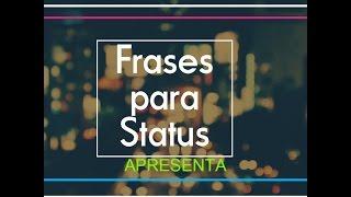 Frases Para Colocar Status (AMIZADES FALSAS)