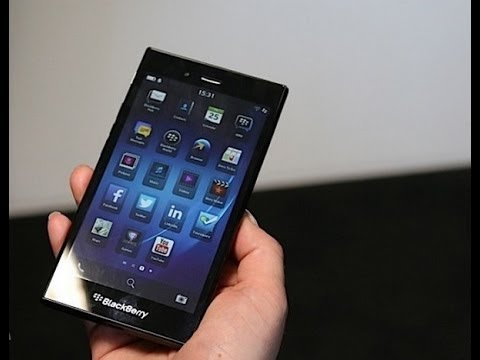 Blackberry Z3: Blackberry's New, All Touch SmartPhone!