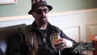 "Judas Priest: Rob Halford, Glenn Tipton and Richie Faulkner talk ""Redeemer Of Souls!"""