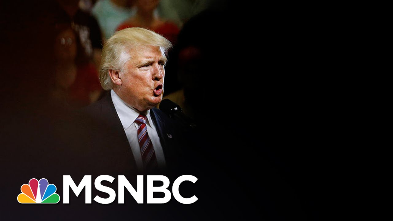 All The Countries Donald Trump Would Ban From The US | MSNBC thumbnail
