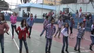 "#ARRAIALDOAZEVEDO2013 - Dança Da  2ª B - ""Etc E Tal"""