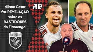 """Exclusivo! """"O Rogério Ceni me contou que o Michael…"""": Nilson Cesar faz revelação sobre o Flamengo"""