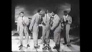 The Clovers: Lovey Dovey Live (1954)