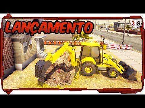 GRANDE LANÇAMENTO PARA PC,PS4 E XBOX ONE - CONSTRUCTION