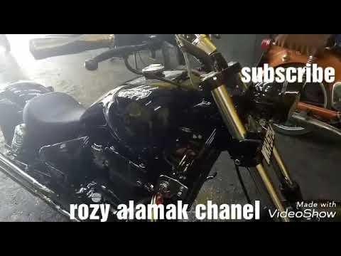 Harley klasik suara makyossss