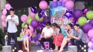 Interview with KathNiel ASAP Chillout 032314