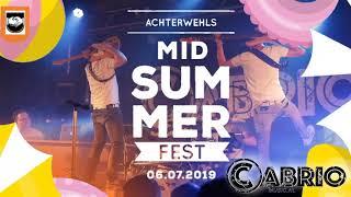 Cabrio @ Midsummer Fest Nieuw-Wehl