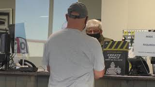 Gateway Tire Service Reopening
