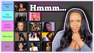 Ranking Rappers: Female Edition | Who is the Queen of Rap?