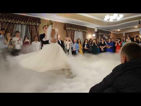 Оформлення весільного танцю спецефектами, відео 10