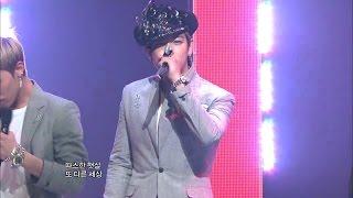 【TVPP】BIGBANG - Intro + Love Song, 빅뱅 - 인트로 + 러브송 @ Comeback Stage, Show Music core Live