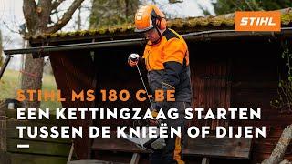Starten MS 180
