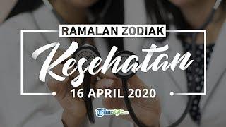 Ramalan Zodiak Kesehatan Kamis 16 April 2020, Scorpio Perlu Istirahat, Cancer Minum Air