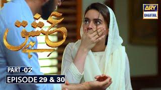 Ishq Hai Episode 29 & 30   Part 2   Ary Digital Dramas