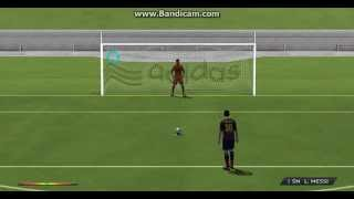 preview picture of video 'Fifa 14 - czy messi szczeli karnego ?  - odc 1'