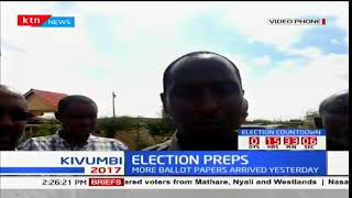 Wajir political leaders assure that elections will take place in Wajir country