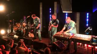 DEVO - Timing X / Soo Bawlz (HARDCORE TOUR 2014) Denver, CO - Summit Music Hall