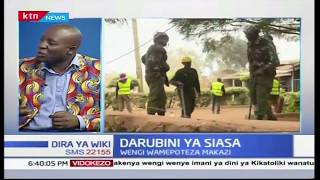 Darubini ya siasa: Ubomozi wa makazi Kibera (Sehemu ya Pili)