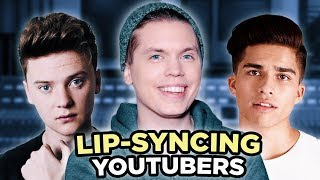 THESE YOUTUBE SINGERS LIP-SYNC! (Conor Maynard, Alex Aiono, Madilyn Bailey & MORE)