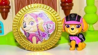 Мультики про игрушки Щенячий патруль все серии Мультфильмы для детей