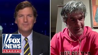 Cyclist berated by CNN's Cuomo speaks out on 'Tucker Carlson Tonight'