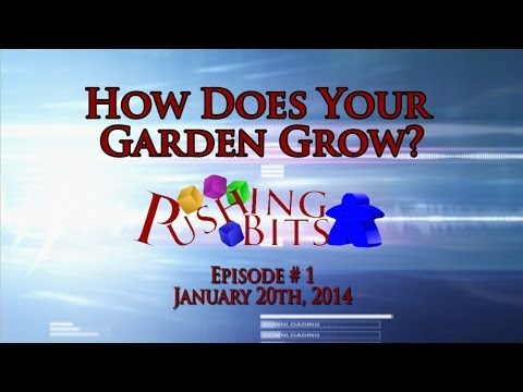 Pushing Bits - Episode 1: How Does Your Garden Grow?