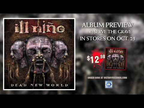Ill Niño 'Dead New World' ALBUM PREVIEW