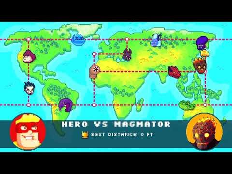 Hero Express - Nintendo Switch reveal trailer thumbnail