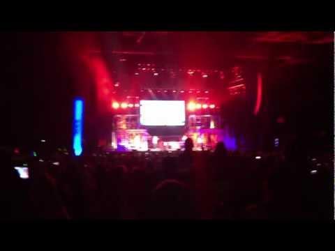 Windows Down - Big Time Rush - Big Time Summer Tour - Dallas, TX