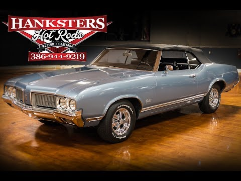 Video of '70 Cutlass Supreme - L86K