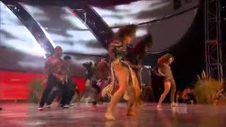 [ROUTINE] Top 10 + All Stars Performance (Finale)