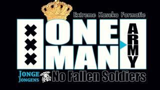 ONE MAN   5. If I Neh Luku Yu Lobi (NO FALLEN SOLDIERS)