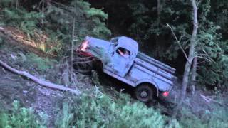 Hill Climb - Dodge Power Wagon Trail Ride Iowa 2013 Rally Part 4 Of 4