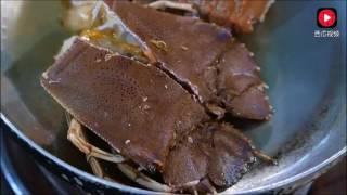 鲜活的琵琶虾,看看夜市老板如何烹饪!这个吃法真不错