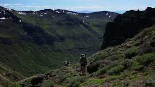 Sage Steppes chronicles the first hike/bike of the Oregon Desert Trail in 2013