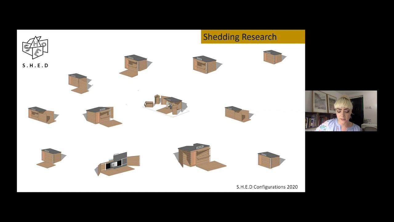 Dr Rhiannon Jones discusses how S.H.E.D developed