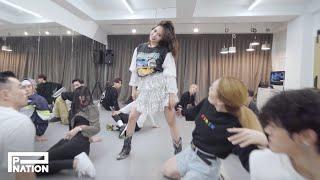 현아 (HyunA) - 'FLOWER SHOWER' Dance Practice