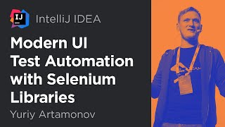 Modern UI Test Automation with Selenium Libraries