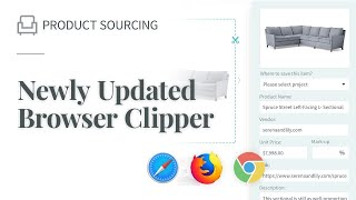 Newly Updated Browser Clipper