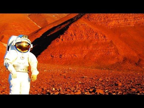 El hombre ya ha llegado a Marte, que no os engañen