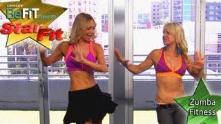 Zumba Fitness Dance Workout- Star Fit by BeFiT