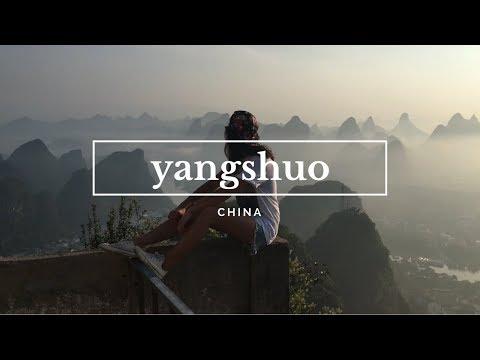 INCREDIBLE SUNRISE HIKE IN CHINA