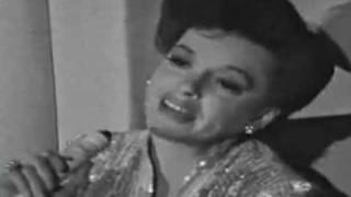 JUDY GARLAND: 'I GOTTA RIGHT TO SING THE BLUES'.