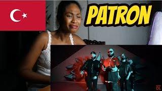 Patron   HAYVAN (Official Video) | Reaction