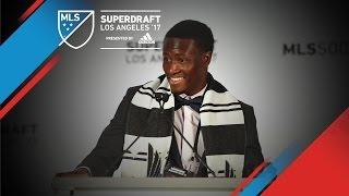 2017 MLS SuperDraft presented by adidas   LIVE