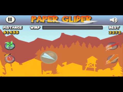 Video of Paper Glider HD