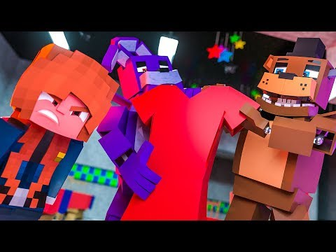 Minecraft FNAF 7 Pizzeria Simulator - I Can't Fix This (Minecraft Roleplay)