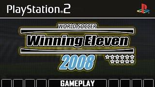 World Soccer Winning Eleven 2008 [PS2] Gameplay