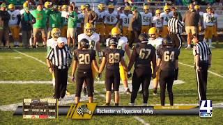Rochester Football vs Tippecanoe Valley
