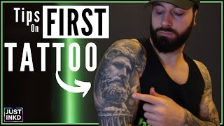 Getting Your FIRST Tattoo | TIPS I Wish I Knew BEFORE STARTING